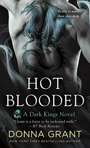 Ebook Hot Blooded by Donna Grant DOC!
