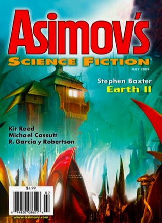 Asimov's Science Fiction, July 2009