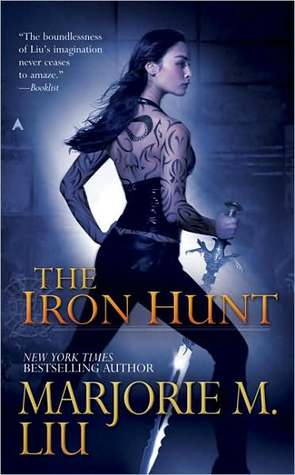 The Iron Hunt (Hunter Kiss, #1)