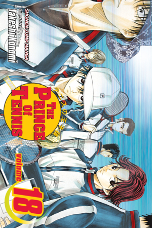 The Prince of Tennis, Volume 18: Ace in the Hole (The Prince of Tennis, #18)