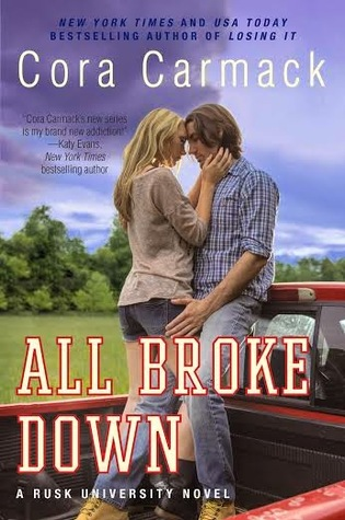 All Broke Down Book Cover