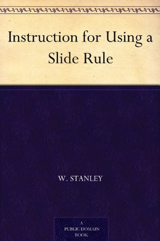Instruction for Using a Slide Rule