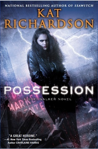 Possession (Greywalker, #8)
