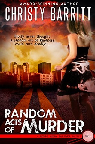 Random acts of murder by Christy Barritt