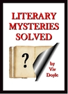 Literary Mysteries Solved