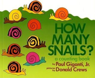 How Many Snails? by Paul Giganti Jr.