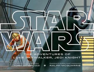 Star Wars The Adventures of Luke Skywalker, Jedi Knight
