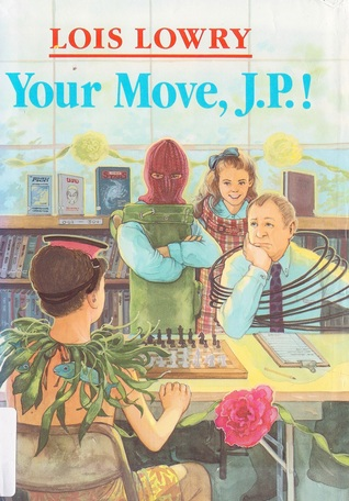 Your Move, J.P.! (Caroline Tate, #3)