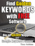 Find GOLDEN Keywords with FREE Software by Timo Hofstee