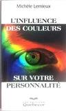 Influence des couleurs sur votre personnalité