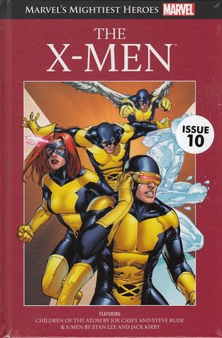 The X-Men (Marvel's Mightiest Heroes Graphic Novel Collection, #17)