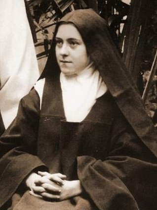 ST. THÉRÈSE OF LISIEUX - The Little Flower of Jesus