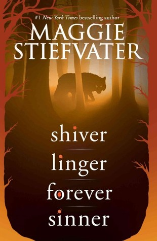 Shiver Quartet: Shiver, Linger, Forever, Sinner