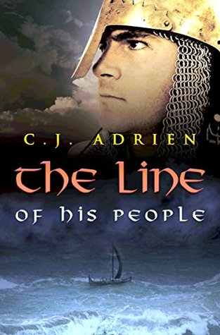 The Line of His People (Kindred of the Sea, #1)