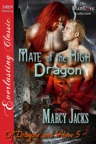 Mate of the High Dragon (Of Dragons and Wolves #5)