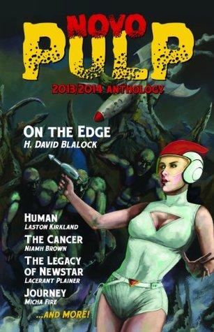 NovoPulp 2013/2014 Anthology: The Speculative Fiction Anthology