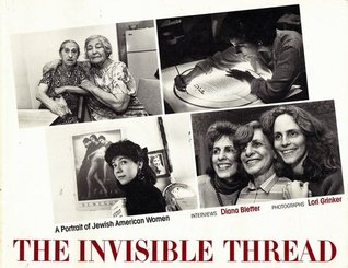 The Invisible Thread by Diana Bletter