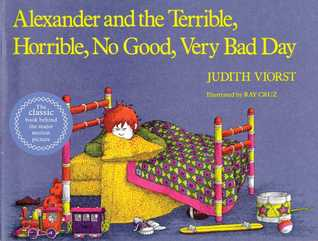 Alexander and the Terrible, Horrible, No Good, Very Bad Day(Alexander)
