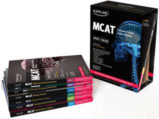 Kaplan MCAT Complete 7-Book Subject Review: Created for MCAT 2015