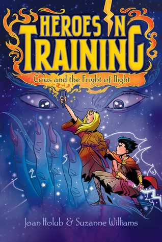 Crius and the Night of Fright (Heroes in Training, #9)