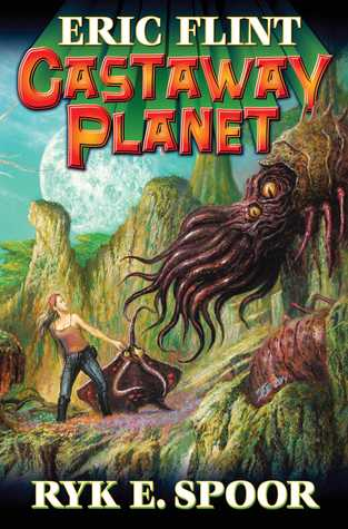 Castaway Planet by Eric Flint