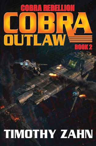 Book Review: Cobra Outlaw by Timothy Zahn