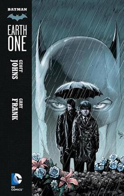Ebook Batman: Earth One by Geoff Johns PDF!