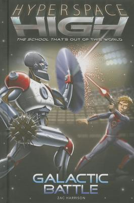 Galactic Battle (Hyperspace High Book 5)