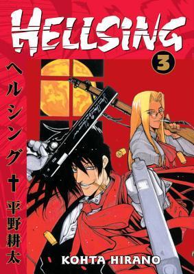 Hellsing, Vol. 03 (Hellsing, #3)