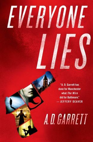Ebook Everyone Lies by A.D. Garrett PDF!