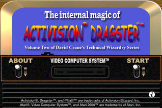 The Internal Magic of Activision Dragster:  Volume Two of David Crane's Technical Wizardry Series