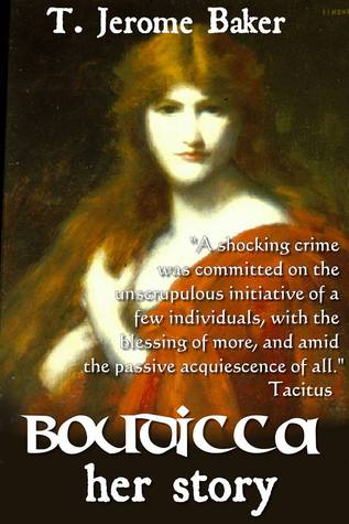 Boudicca by Thomas Jerome Baker