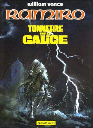 Tonnerre sur la Galice (Ramiro, #6)