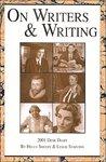 On Writers & Writing 2001 Desk Diary