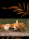 Foxes Over Flowers