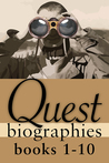 Quest Biographies Bundle — Books 1–10: Emma Albani / Emily Carr / George Grant / Jacques Plante / John Diefenbaker / John Franklin / Marshall McLuhan / Phyllis Munday / Wilfrid Laurier / Nellie McClung