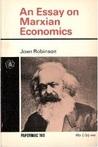 An Essay on Marxian Economics