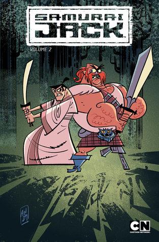 Samurai Jack, Vol. 2: The Scotsman's Curse