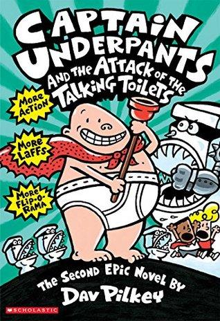 Captain Underpants Comics