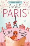 Point us to Paris by Aimee Duffy