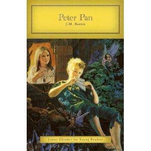 peter pan Juvenile Classics edition