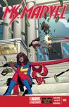 Ms. Marvel, #6: Healing Factor