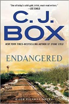Endangered (Joe Pickett, #15)