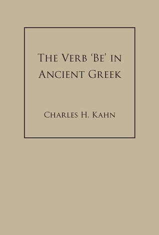 the-verb-be-in-ancient-greek