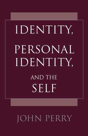 Identity, Personal Identity and the Self FB2 MOBI EPUB 978-0872205208