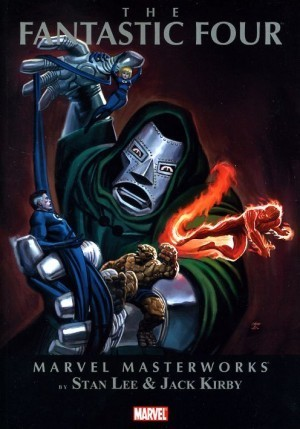 Marvel Masterworks by Stan Lee