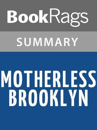 Motherless Brooklyn by Jonathan Lethem | Summary & Study Guide