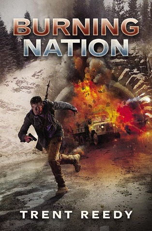 Burning Nation(Divided We Fall Trilogy 2)