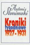 Kroniki tygodniowe 1927-1931