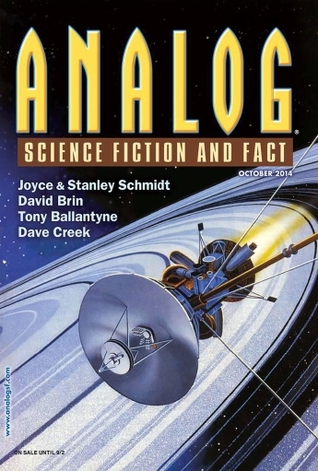 Analog Science Fiction and Fact, October 2014